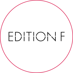 Edition F Magazin Logo