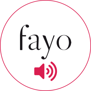 Fayo Podcast Logo