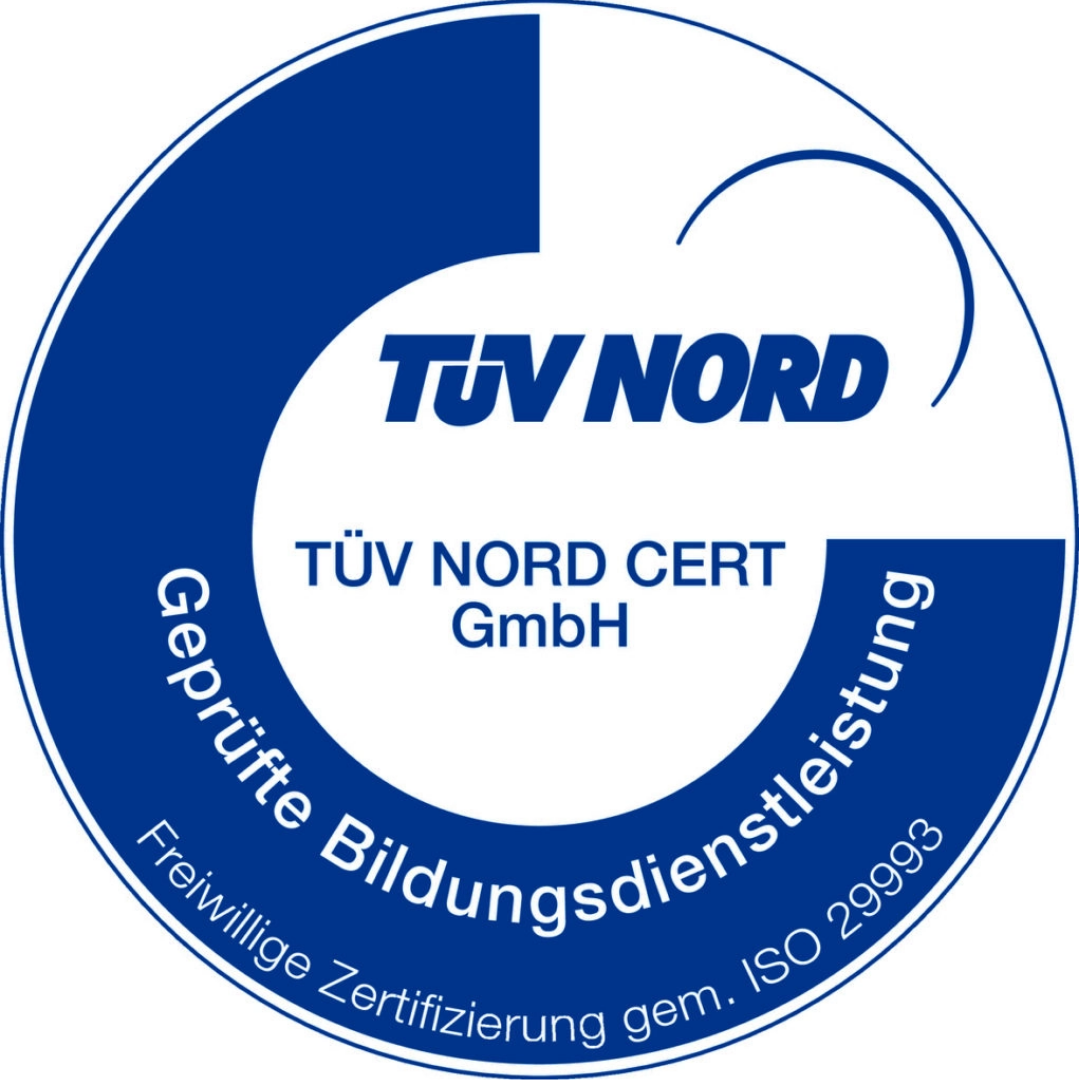 TÜV Nord geprüft